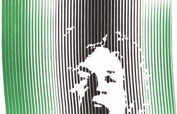 38. Krynicki Festiwal Arii i Pieśni im. Jana Kiepury, Krynica 6-8 czerwca 1975 r. plakat, proj. Stanisław Kluczykowki, 1975 r. (Archiwum Narodowe w Krakowie, Zbiór afiszy, plakatów i druków ulotnych, sygn. 29/1333/40)