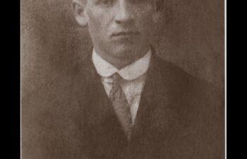 Józef Macedoński, s. Jana i Anny z Jabłońskich, urodził się 13 kwietnia 1913 r.